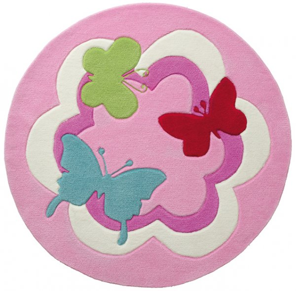 "ESPRIT Kinderteppich ""Butterfly Party"""